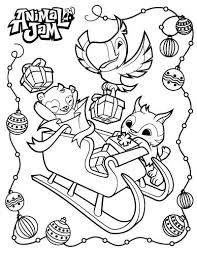 animal jam coloring pages daily explorer