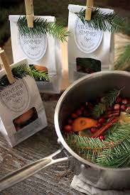 christmas hostess gifts holiday stovetop simmer favors holidays and gift