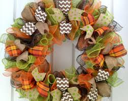 fall wreath thanksgiving wreath burgundy wreath fall