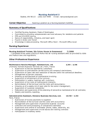 Best Resume Objective Statements by Sample Format Of A Resume Resume Example 39 Free Cna Resume