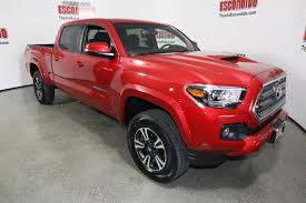 new 2017 toyota tacoma trd sport double cab pickup in escondido