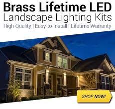 landscape lighting led outdoor fixtures u0026 bulbs volt lighting