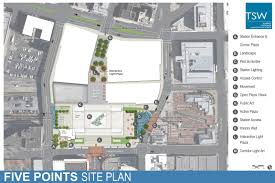 civic center floor plan south downtown marta stations makeover