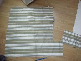 rénovation canapé tissu couture explique de renovation de housse de canape couture