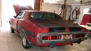 pictures of 1973 dodge charger magnum barn find 1973 dodge charger 340