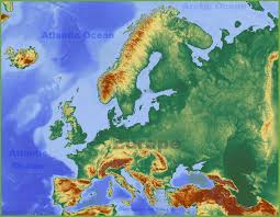 Map Of Southern Europe by Europe Maps Maps Of Europe Ontheworldmap Com