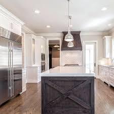white kitchen island with black granite top off white kitchen island meetmargo co
