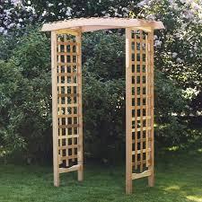 rebar garden arbor garden