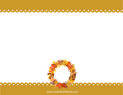 free thanksgiving borders 8 gclipart