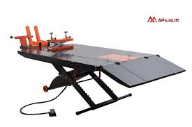 motorcycle lift table for sale motorcycle lift table ebay