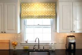 large kitchen window treatment ideas kitchen kitchen window treatments ideas pictures curtain for large