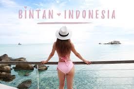 bintan island indonesia travel diary