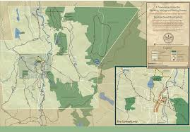 Great Loop Map Map Great Barrington Land Conservancy