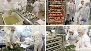 le mans cuisine la cuisine centrale alimente 70 restaurants du mans