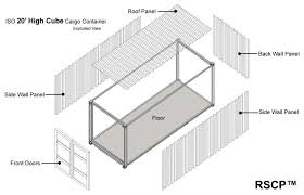Shipping Container Floor Plan Tainer Get 20 Foot Shipping Container Floor Plan