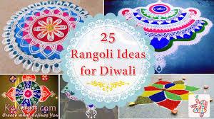 25 beautiful rangoli ideas for diwali k4 craft