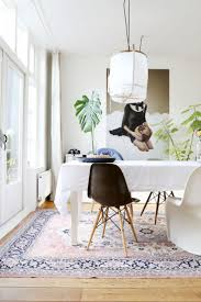 best 25 rug under dining table ideas on pinterest living room