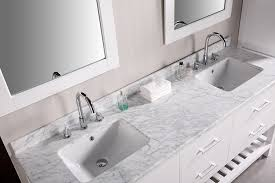 design element dec077b w london 72 inch double sink vanity set in