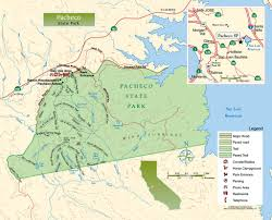 Henry Coe State Park Map by Pacheco State Park Ca Maplets