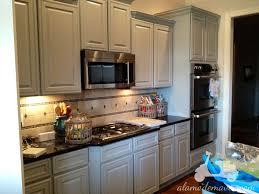Victorian Kitchen Cabinets Kitchen Style Off White Distressed Victorian Kitchen Cabinets