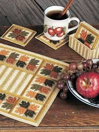 thanksgiving plastic table covers 147 best plastic canvas autumn thanksgiving harvest images on