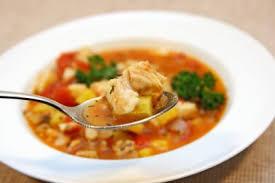 cuisine marseillaise recettes la bouillabaisse une recette typiquement marseillaise