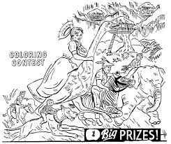 swiss family robinson coloring pages eson me