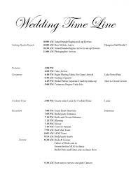 wedding ceremony timeline schedule of wedding ceremony tbrb info