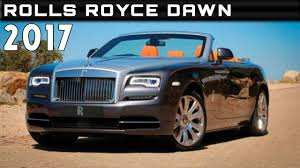 rolls royce price 2017 rolls royce dawn review rendered price specs release date youtube