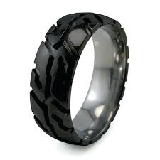 black titanium wedding bands for men mens black titanium wedding bands titanium black wedding rings