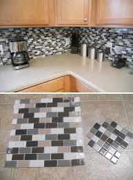 kitchen backsplash ideas diy 24 cheap diy kitchen backsplash ideas and tutorials you should see