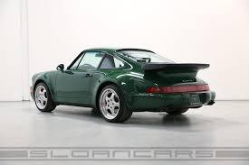 porsche signal green paint code 1994 porsche 964 3 6 turbo paint to sample irish green sloan cars