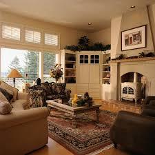 Craftsman Home Interiors Custom 50 Living Room Design Country Style Design Inspiration Of