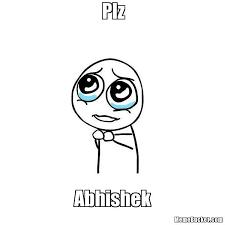 Plz Meme - plz create your own meme