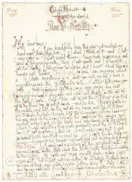letters from santa claus j r r tolkien s letters from santa claus neatorama