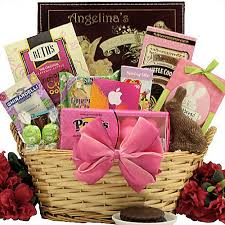 easter gift basket itunes treats easter gift basket for tweens