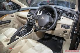 mitsubishi expander ultimate new mitsubishi xpander interior xpander