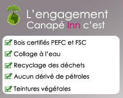 canapé écologique canapé écologique canapé inn