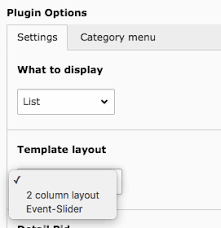 layout template listview using template layouts for listview sf event mgt 3 0 4 documentation