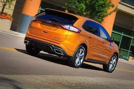 Ford Edge Safety Rating 2015 Ford Edge Review