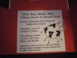 Gift Card Baby Shower Invitation Wording Photo Baby Shower Invitation Wording Image
