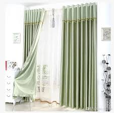 Blackout Curtains For Bedroom Best Satin Blackout Curtain Thick Shade Sunshade Blackout Cloth