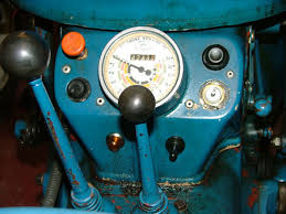 fordson dexta wiring for road use vintage tractor engineer