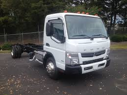 2017 mitsubishi fuso fe160 15 995 gvwr triad freightliner