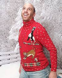 Christmas Sweater Meme - get in line ladies yup nothin hotter than a guy in a turtleneck