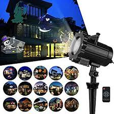 innens led lights projector newest upgraded version 6w projector