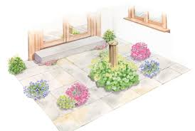 Garden Layout Template by 16 Free Garden Plans Garden Design Ideas