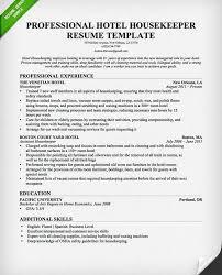 Sample Of Housekeeping Resume by Enjoyable Inspiration Ideas Housekeeping Resume Sample 4