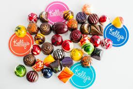 Chocolates by Kellys Chocolates Seattles Artisan Chocolatier