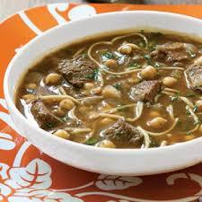 maroc cuisine traditionnel harira soupe traditionnelle marocaine recettes de cuisine marocaine